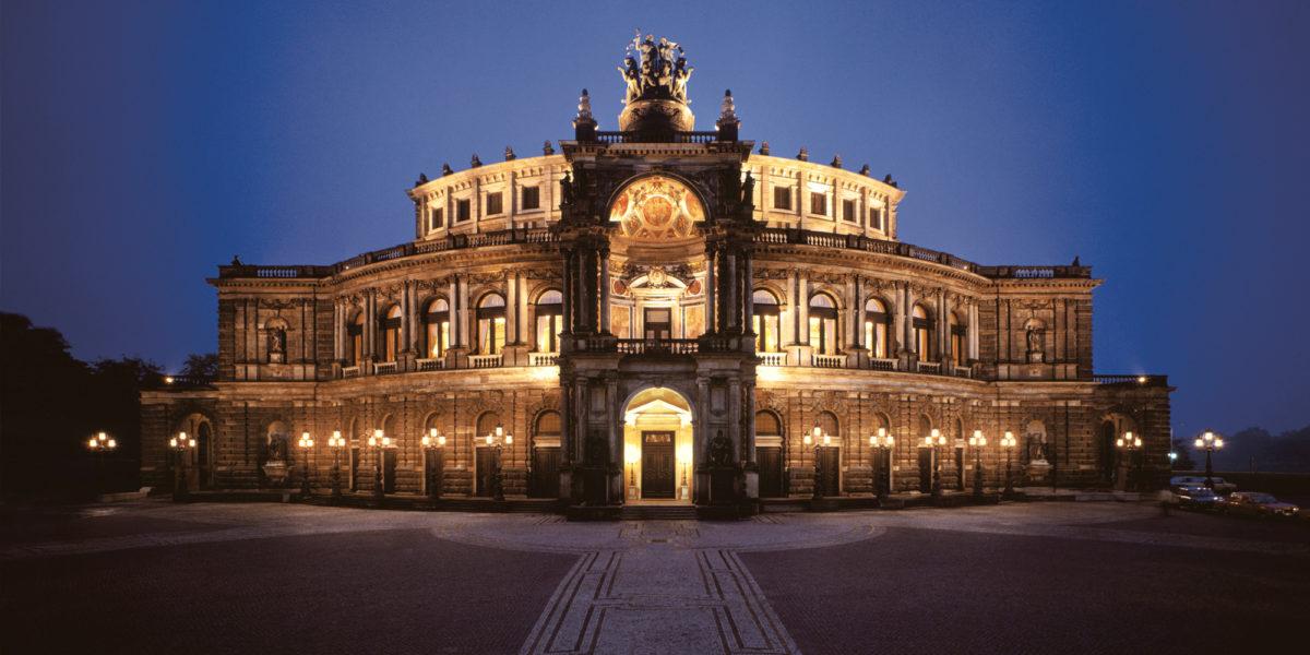 Richard Wagner, Götterdämmerung, Christian Thielemann, Andreas Schager, Nina Stemme,  Semperoper Dresden