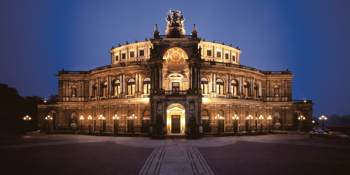 Richard Wagner, Die Meistersinger von Nürnberg,  Semperoper Dresden,26. Januar 2020 (Premiere)