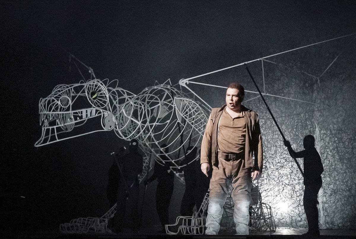 Richard Wagner, Siegfried,  Theater Kiel