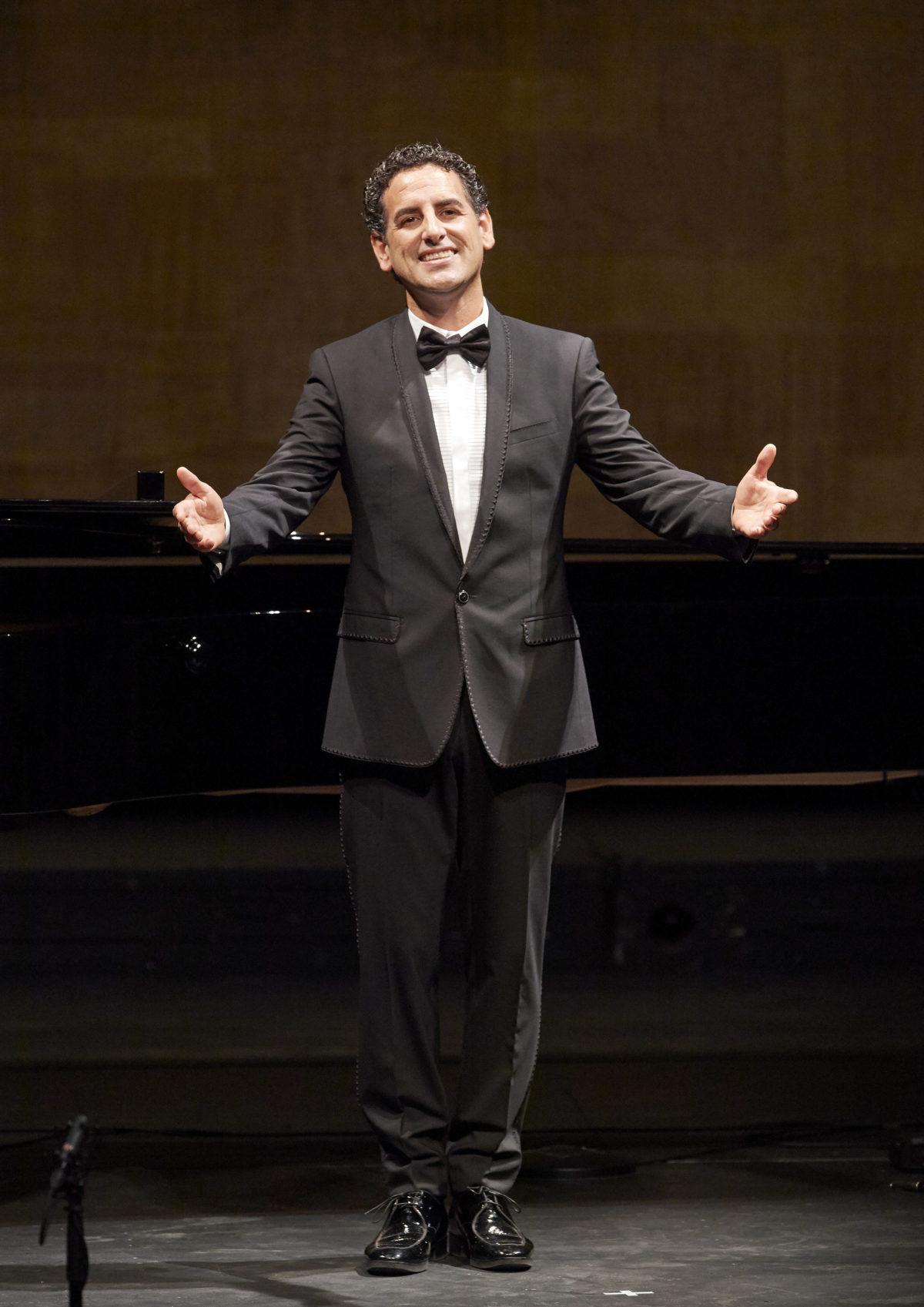 Solistenkonzert Juan D. Flórez,  Wiener Staatsoper