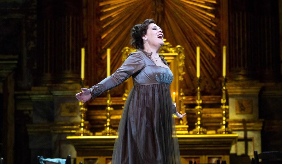 Giacomo Puccini, Tosca,Deutsche Oper Berlin, 6. Dezember 2018