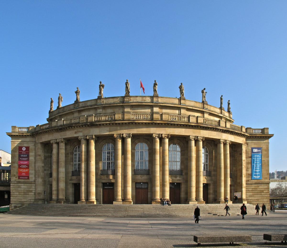 Giuseppe Verdi, Rigoletto, Staatstheater Stuttgart, 19. Oktober 2018