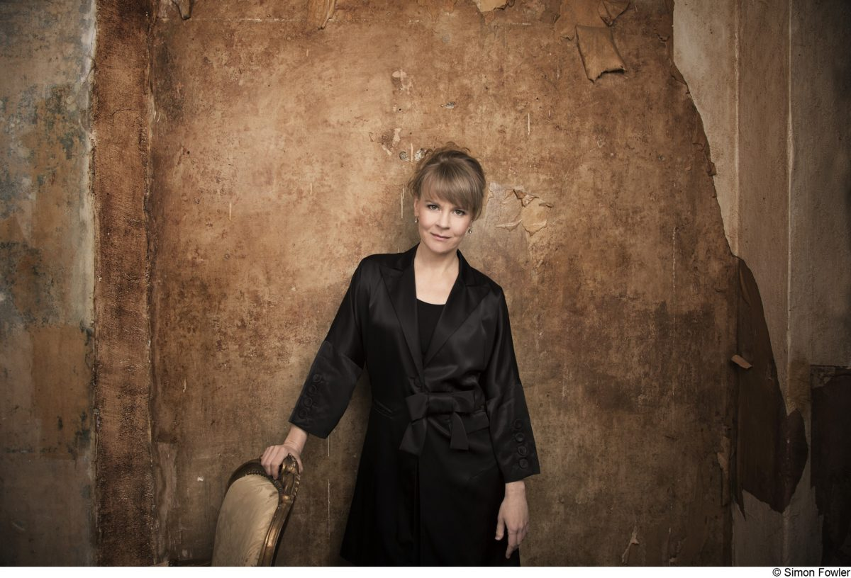 Susanna Mälkki, Andreas Haefliger, Wiener Symphoniker,  Wiener Konzerthaus, 25. April 2019
