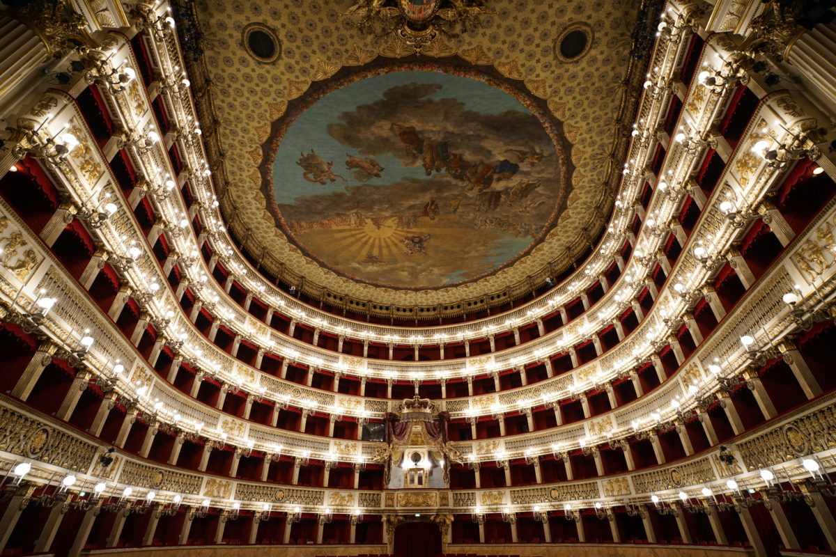 Wolfgang Amadeus Mozart, Cosi fan tutte, Riccardo Muti,  Teatro di San Carlo, Napoli