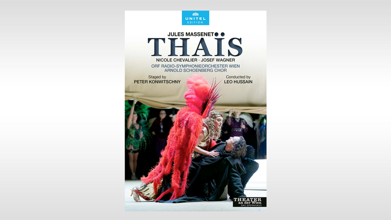 DVD Rezension: Jules Massenet, Thaïs klassik-begeistert.de