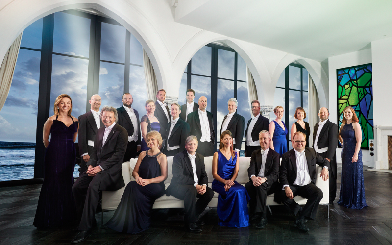 The Sixteen at Christmas, Royal Concert Hall Nottingham, 4. Dezember2018