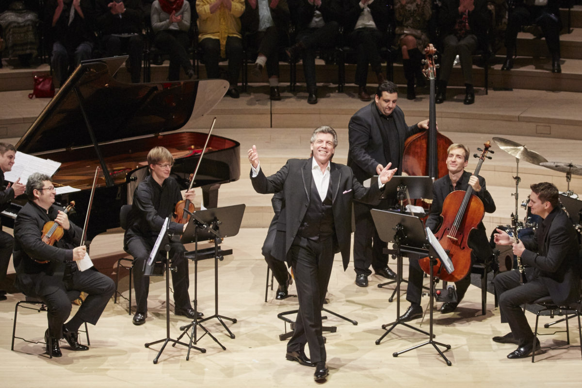 Thomas Hampson & The Philharmonics: Golden Times,  Elbphilharmonie Hamburg