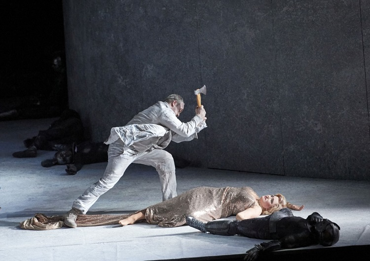 Manfred Trojahn, Orest,  Wiener Staatsoper,7. April 2019