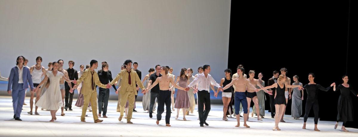 Tod in Venedig, Ballett von John Neumeier,  Hamburg Ballett, 9. Juni 2021