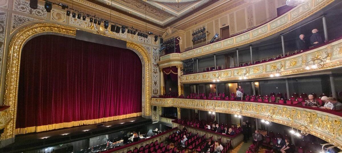 """Giacomo Puccini, """"Toska"""" (""""Tosca""""),  Lettische Nationaloper, 7. Oktober 2021"""