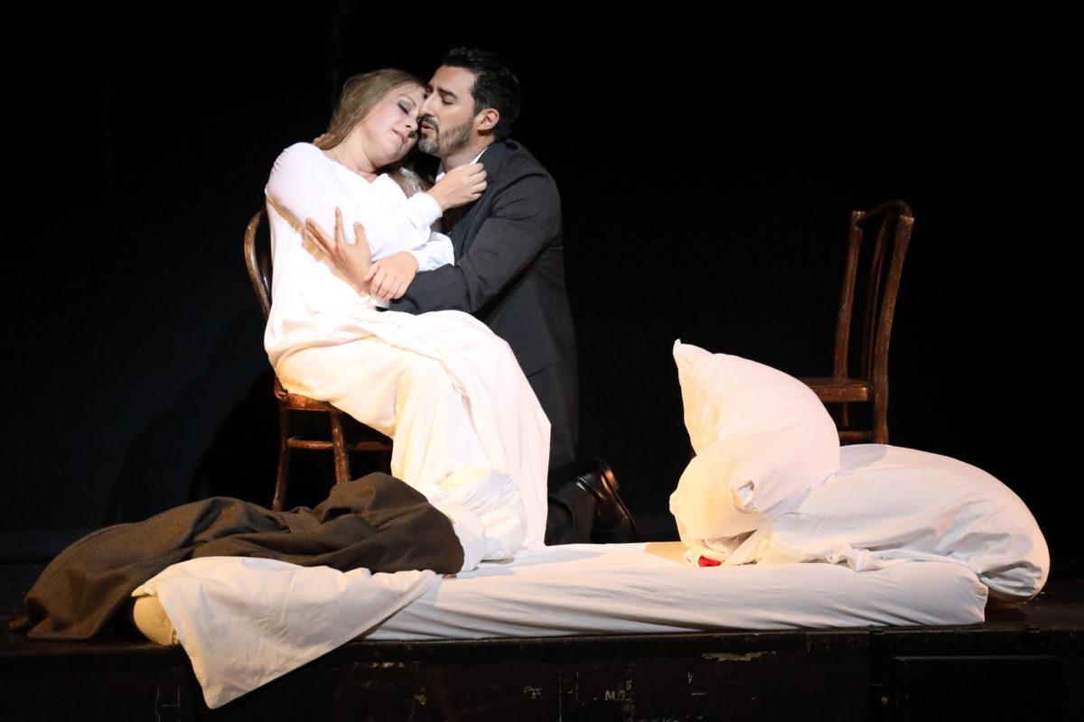 Giuseppe Verdi, La Traviata,Nationaltheater München, 25. Juli 2018
