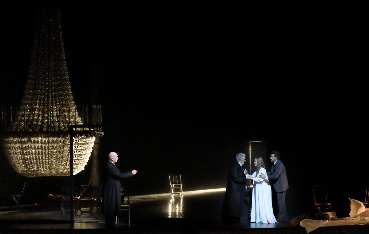 Giuseppe Verdi, La Traviata, Kristina Mkhitaryan, Pavol Breslik,  Bayerische Staatsoper