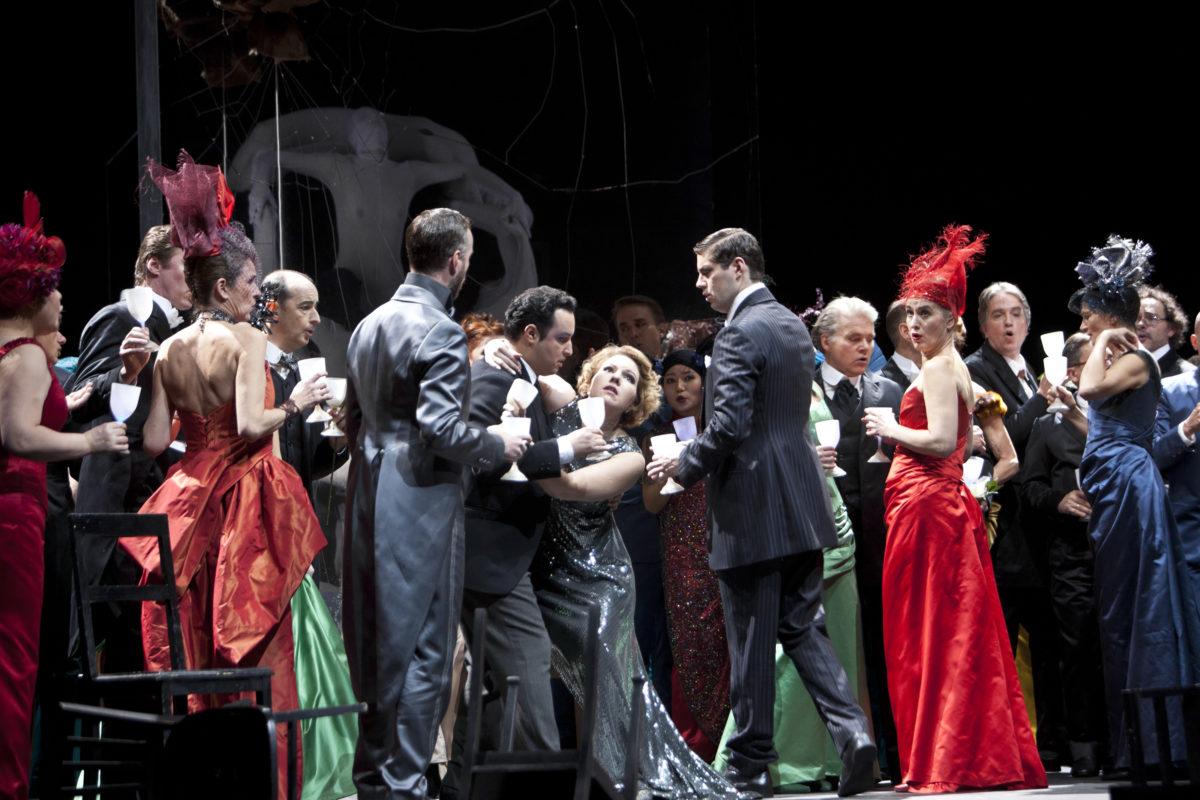 Giuseppe Verdi, La Traviata,  Staatsoper Unter den Linden