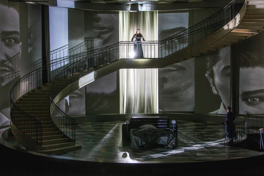 Giuseppe Verdi, Un ballo in maschera, Bayerische Staatsoper, München, 1. März 2018