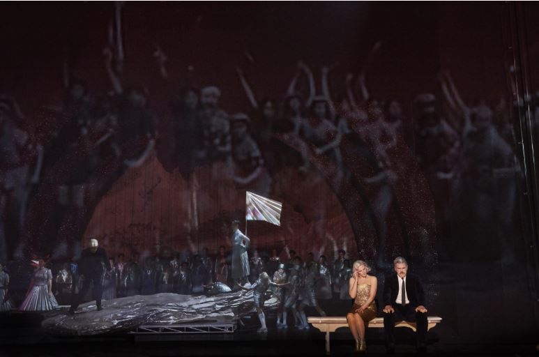 John Adams, Nixon in China,  Staatsoper Stuttgart, 3. Mai 2019