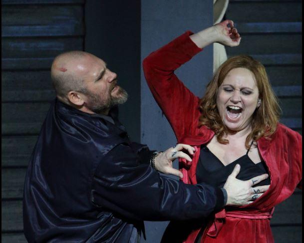 Giacomo Puccini,La Fanciulla del West,  Bayerische Staatsoper, 16. März 2019