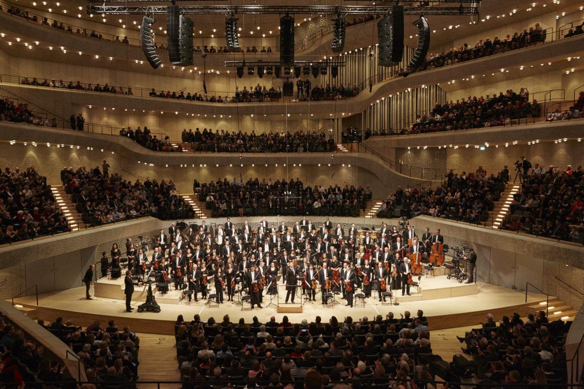 W. Kilar, I. Strawinsky, NDR Elbphilharmonie Orchester, K. Urbanski,  Elbphilharmonie Hamburg