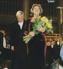 Sommereggers Klassikwelt 102: Happy birthday, Julia Varady