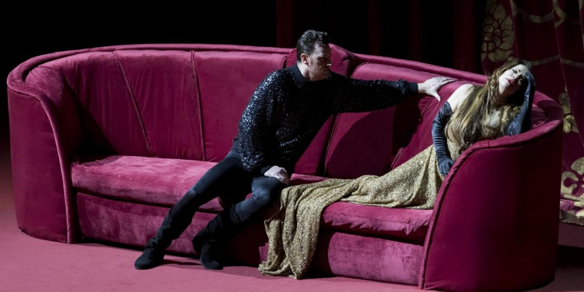 DVD-Rezension: Erich Wolfgang Korngold, Violanta