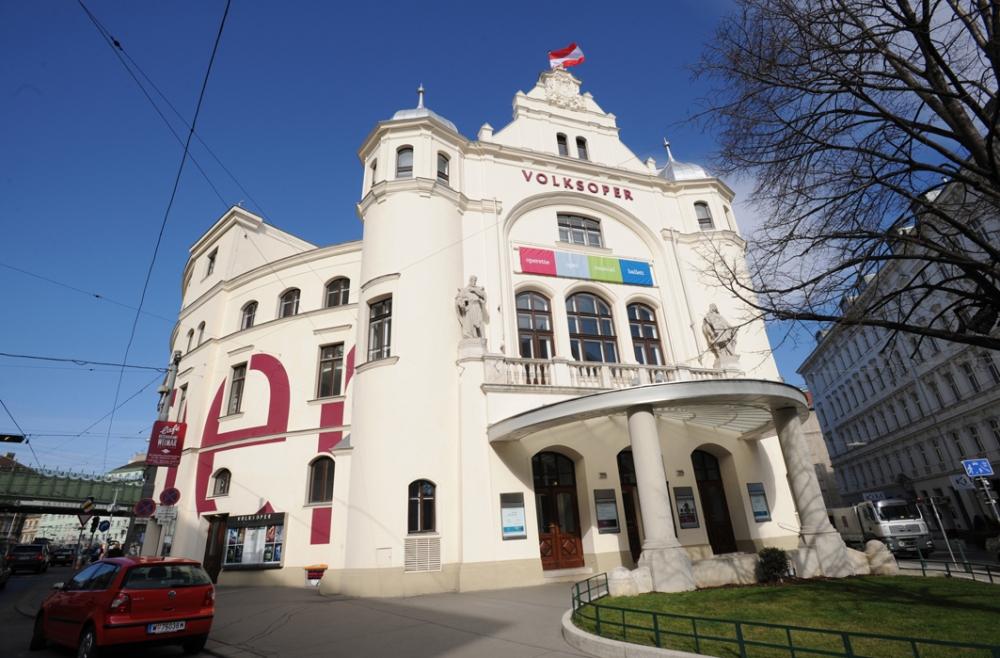 Erich Wolfgang Korngold, Das Wunder der Heliane,  Volksoper Wien
