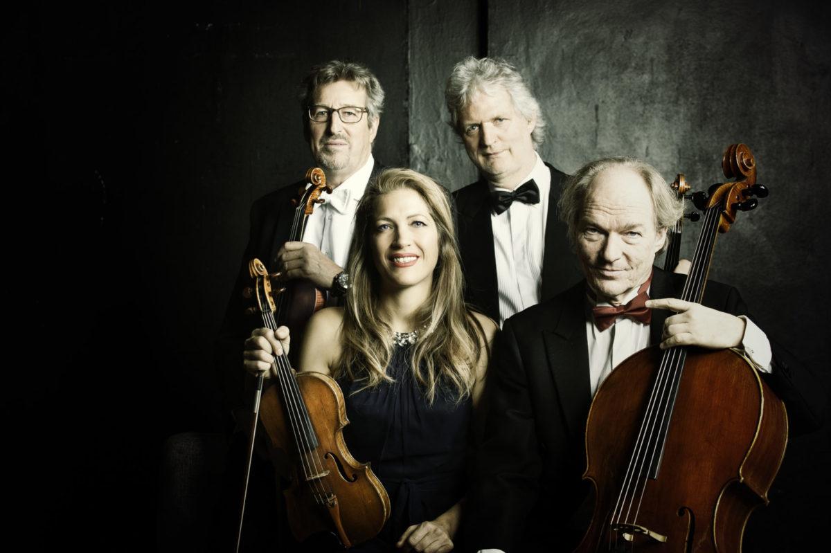 Voyager-Quartet, Beethoven, Wagner  Villa Wahnfried Bayreuth