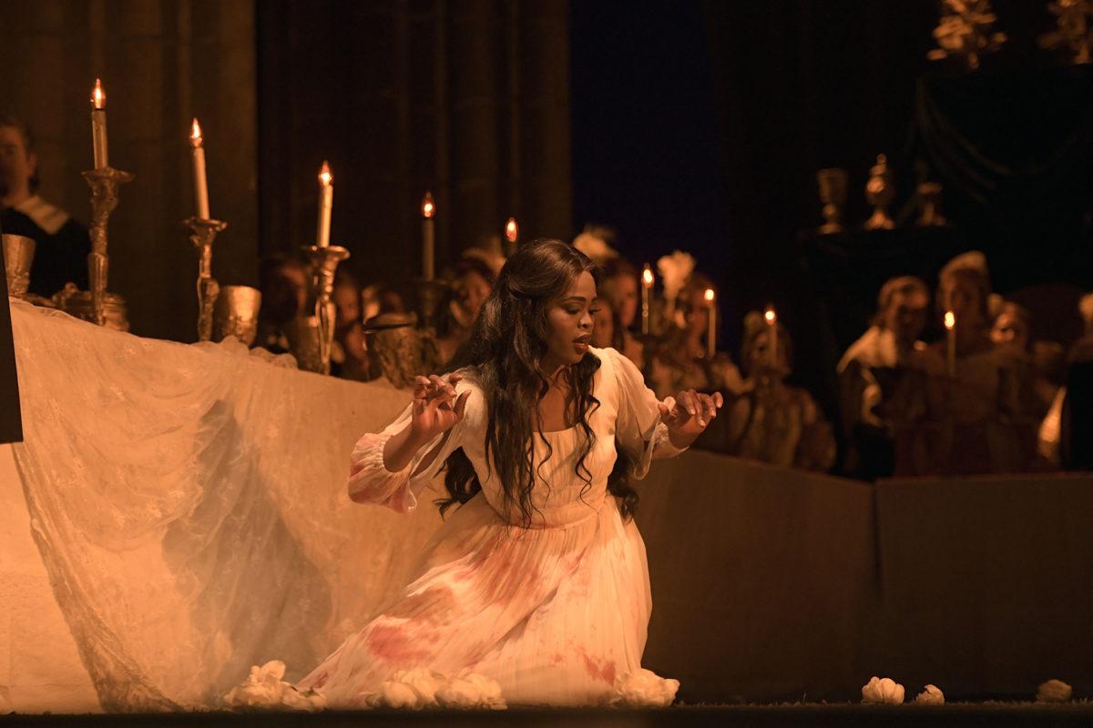 Gaetano Donizetti, Lucia di Lammermoor, Noel Bouley, Pretty Yende, René Barbera, Riccardo Zanellato  Deutsche Oper Berlin