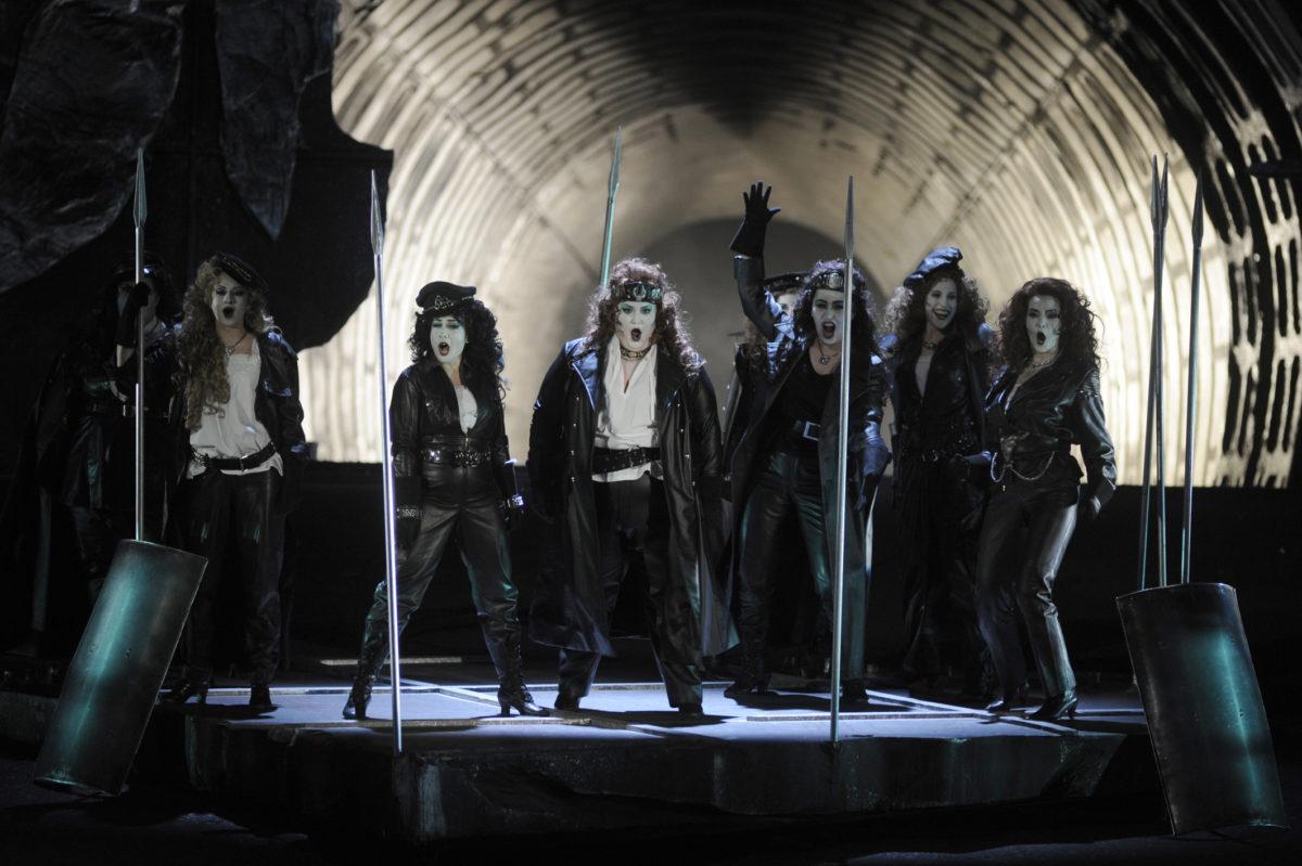 Richard Wagner, Der Ring des Nibelungen, Die Walküre,  Deutsche Oper Berlin