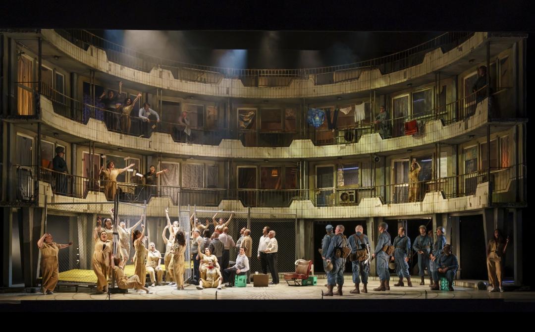 Georges Bizet, Carmen,  Welsh National Opera, 6. Oktober 2019