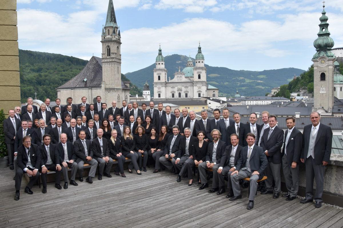 Wiener Philharmoniker · Barenboim, Salzburger Festspiele, 26. August 2017