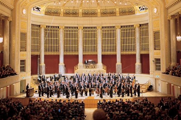 Wiener Philharmoniker, Daniel Barenboim, Dirigent, Bedřich Smetana, Má vlast (Mein Vaterland),  Wiener Konzerthaus