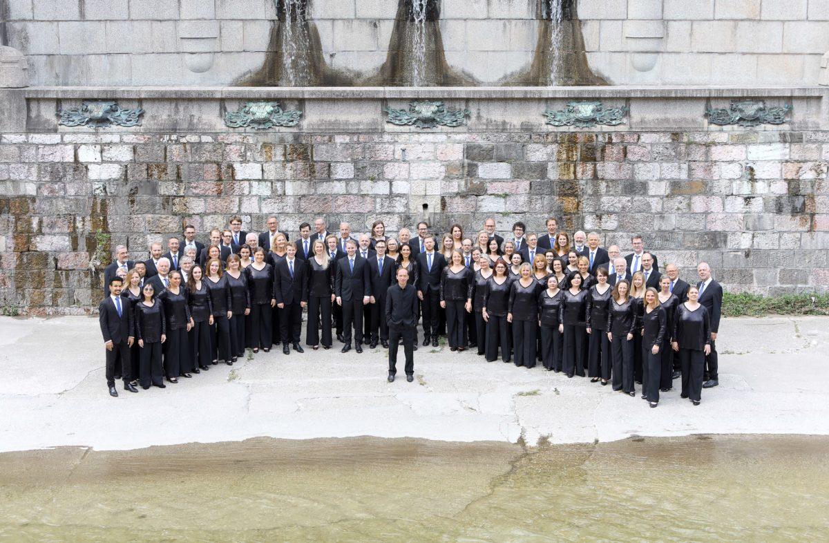 Tonkünstler-Orchester Niederösterreich, Wiener Singakademie  Wiener Konzerthaus, Großer Saal, 3. November 2019