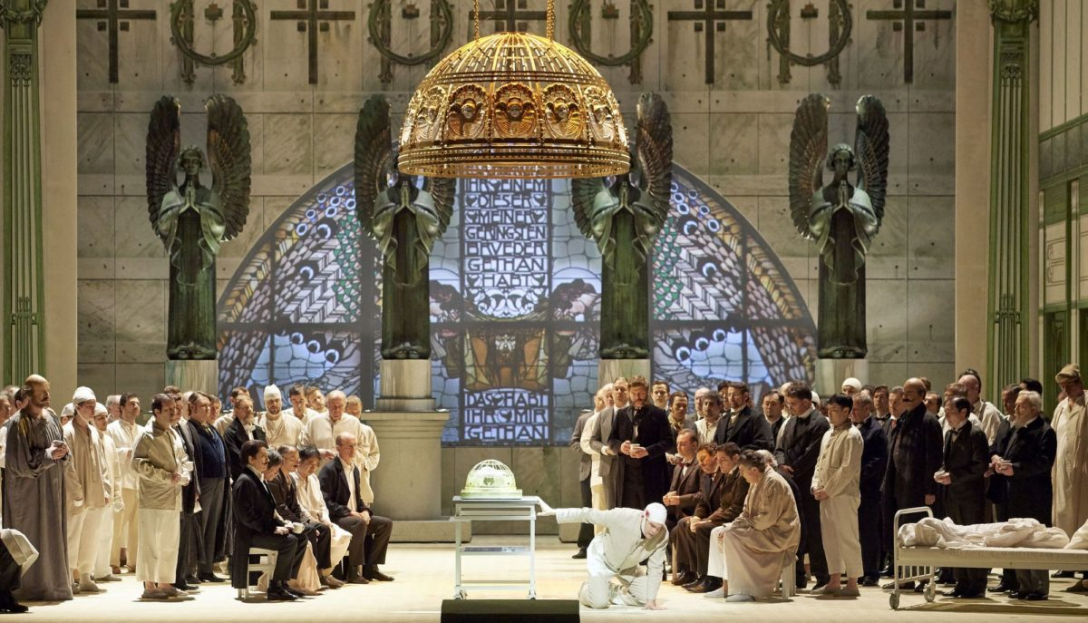 Richard Wagner, Parsifal,  Wiener Staatsoper
