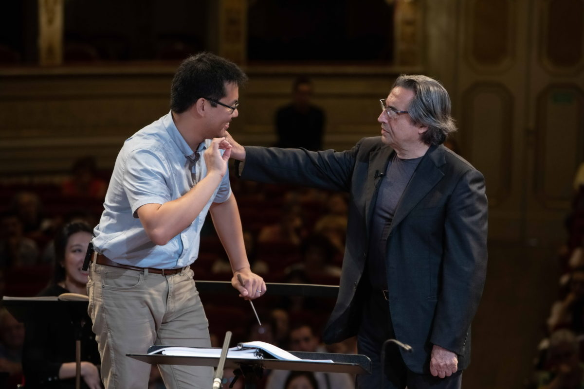 Italienische Opernakademie Muti Ravenna