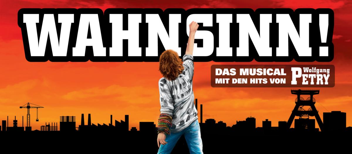 Wahnsinn – das Musical mit den Hits von Wolfgang Petry,  Theater am Großmarkt Hamburg, 2. Februar 2019
