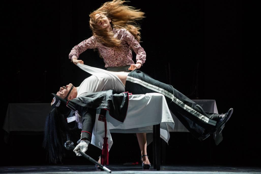 Alban Berg,Wozzeck, Deutsche Oper Berlin,  15. November 2018