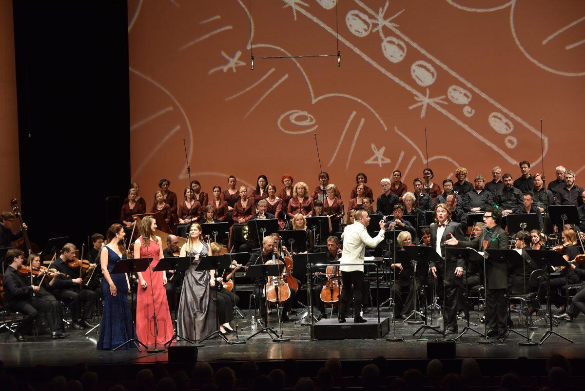 Wolfgang Amadeus Mozart, Die Zauberflöte, Yannick Nézet-Séguin, Klaus Florian Vogt, Albina Shagimuratova,  Festspielhaus Baden-Baden