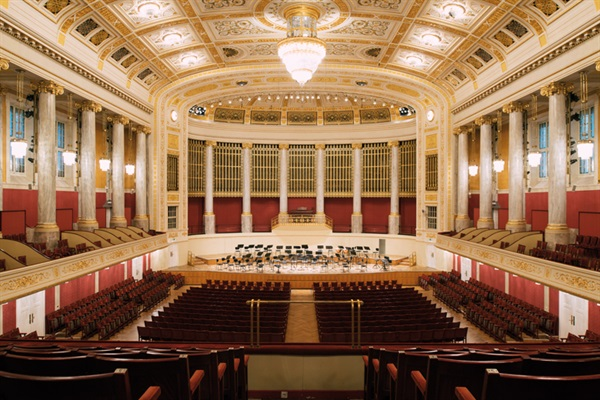 Ludwig van Beethoven, Symphonie Nr. 9, Wiener Symphoniker, Wiener Singakademie,  Wiener Konzerthaus