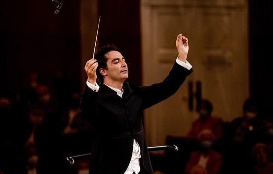 AndrésOrozco-Estrada, Sarah Connolly, Wiener Symphoniker,  Wiener Konzerthaus,1. Oktober 2021