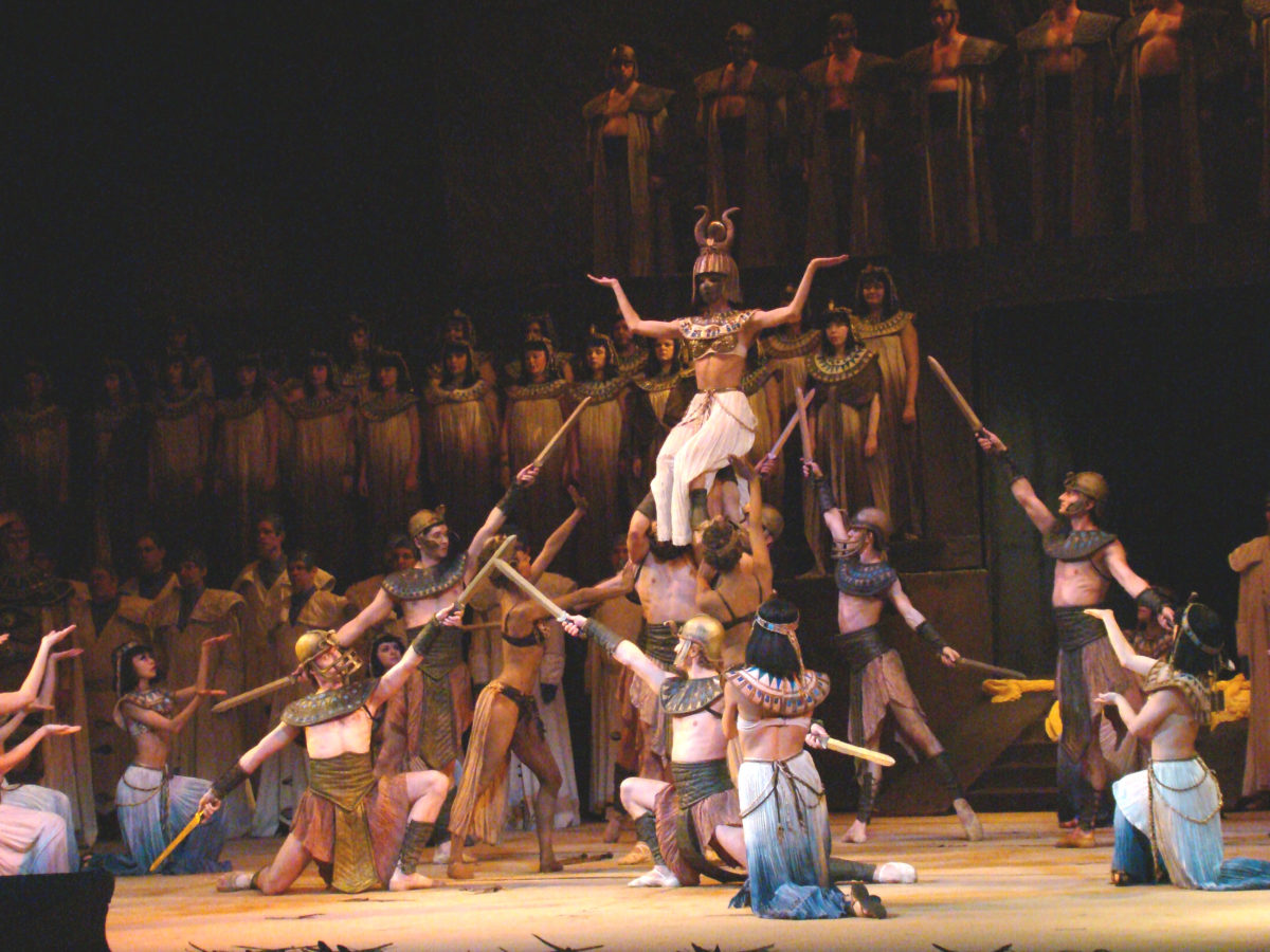 Giuseppe Verdi, Aida, Národní divadlo / Nationaltheater Prag, 5. Juli 2019