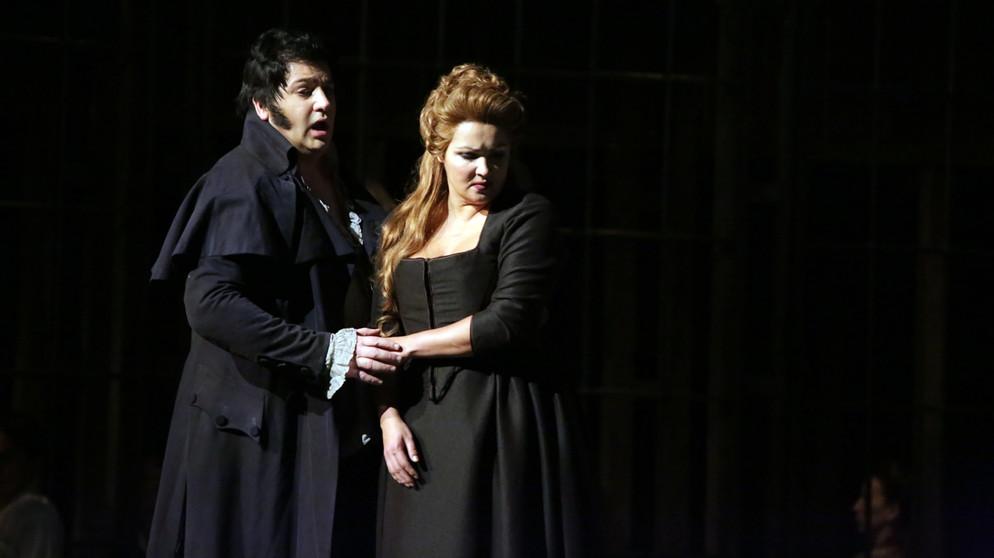 Umberto Giodano, Andrea Chénier, Anna Netrebko,  Teatro alla Scala