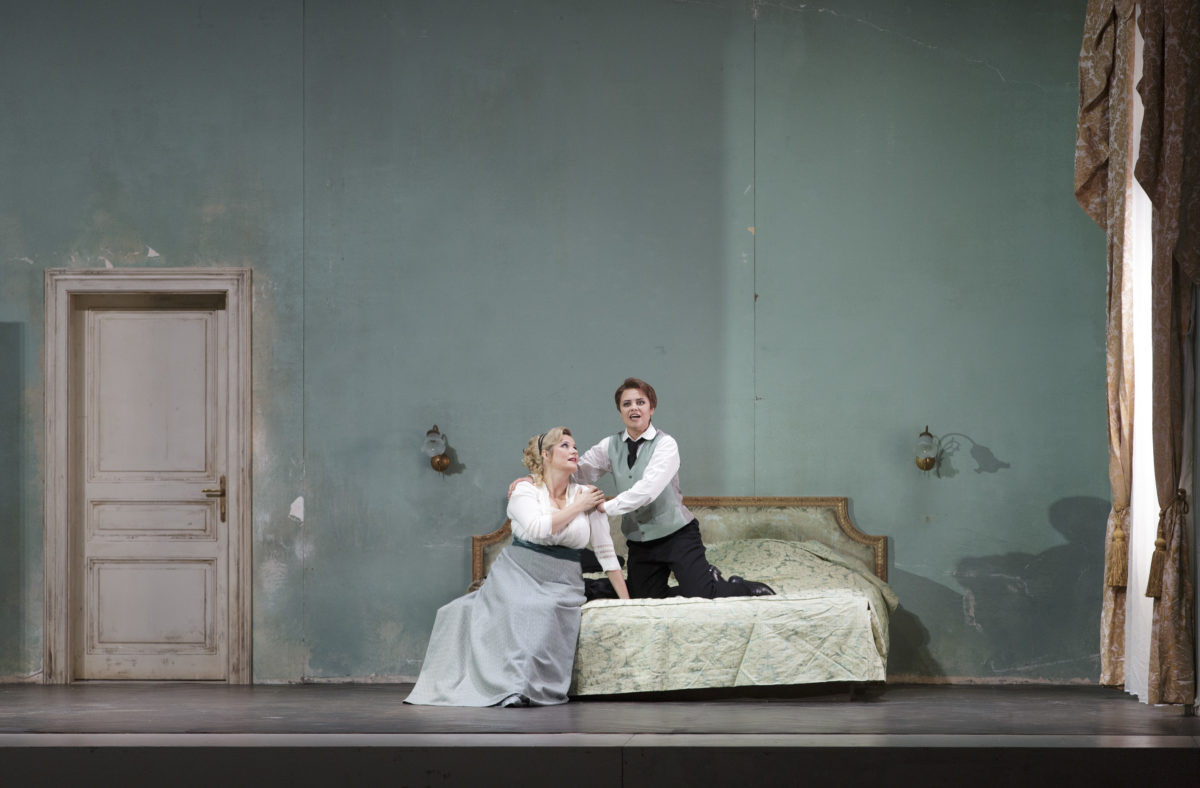 Richard Strauss, Arabella,  Semperoper Dresden