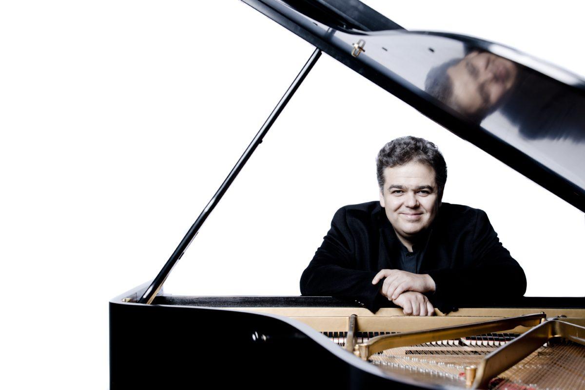 Arcadi Volodos, Klavier,  Wiener Konzerthaus, Großer Saal