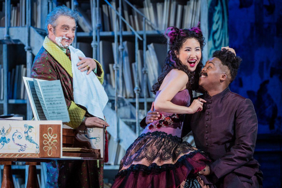 Gioachino Rossini, Il barbiere di Siviglia,  Glyndebourne Festival Opera, 19. Mai 2019