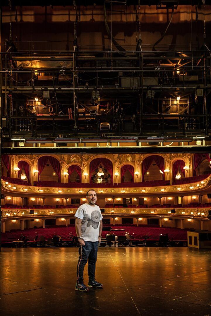 Vorstellung der Spielzeit 2020/21  Komische Oper Berlin, 23. März 2020