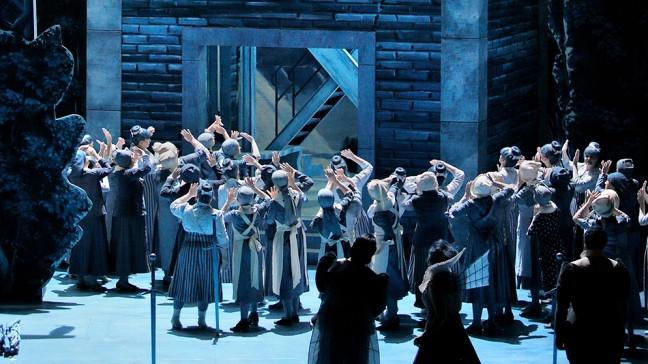 Richard Wagner, Lohengrin, 29. Juli 2018, Anja Harteros, Piotr Beczala, Tomasz Konieczny, Waltraud Meier, Georg Zeppenfeld,  Bayreuther Festspiele,