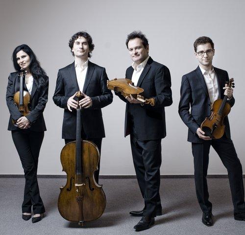 Belcea Quartett, Cuarteto Casals, Johannes Brahms,  Laeiszhalle Hamburg