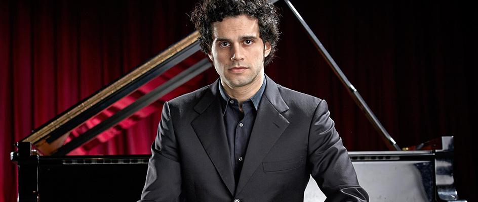 Soheil Nasseri, Klavierkonzert,  Kammermusiksaal der Philharmonie Berlin