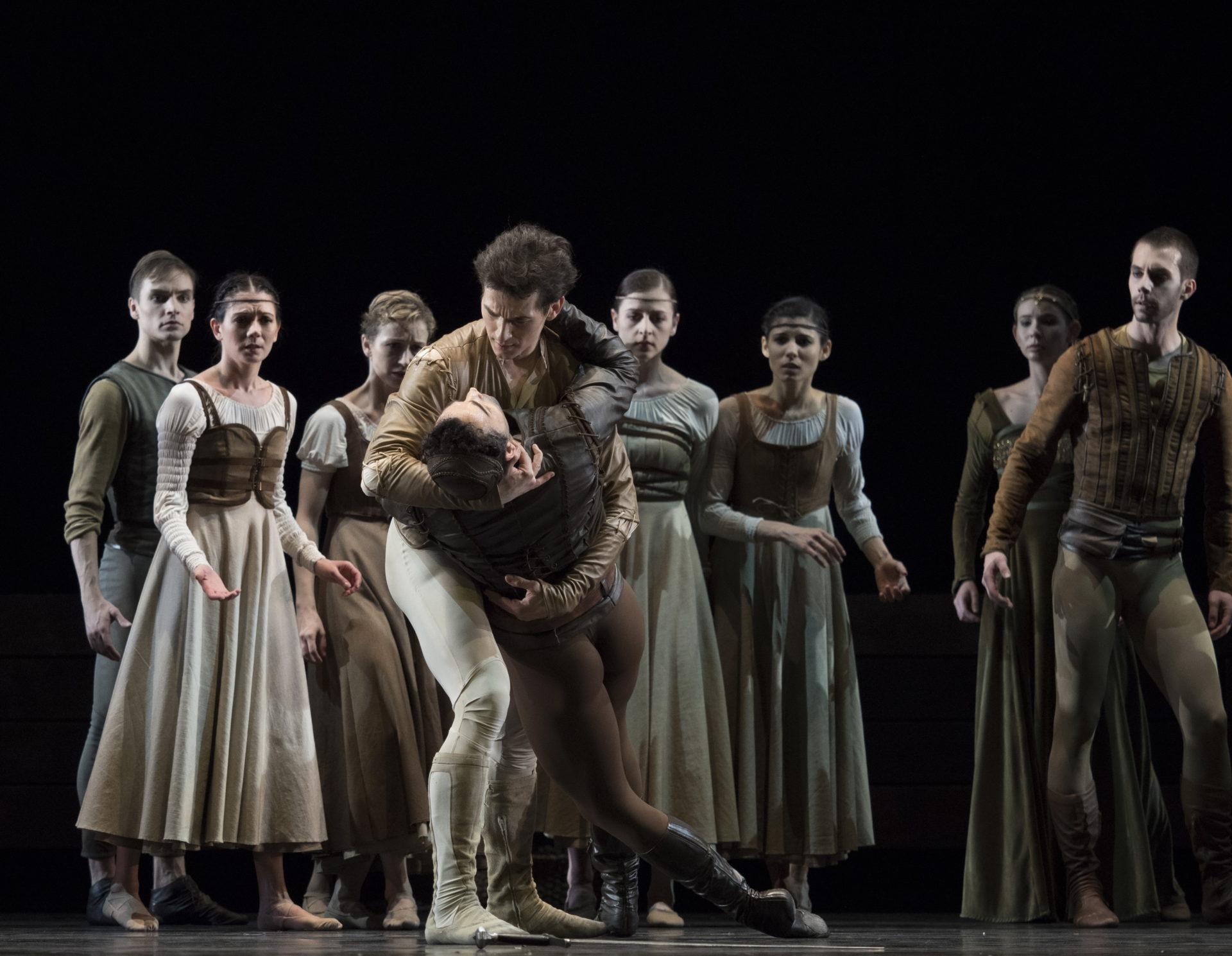 Sergei Prokofjew Romeo Und Julia Staatsoper Berlin 5 Mai 2018