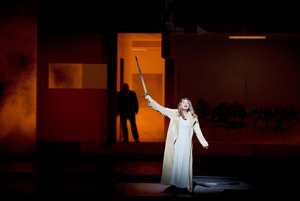 Richard Wagner, Götterdämmerung, Hamburgische Staatsoper, 2. Dezember 2018