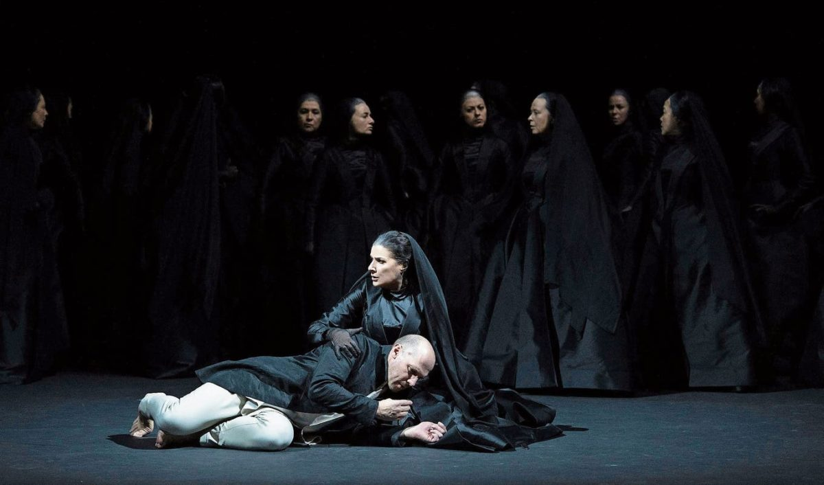Christoph Willibald Gluck, Iphigénie en Tauride,  Opernhaus Zürich, 6. Februar 2020